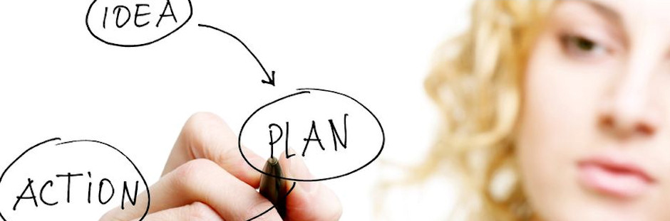 Make ideas happen… get a strategy!
