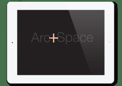 Arc+Space Brand Refresh