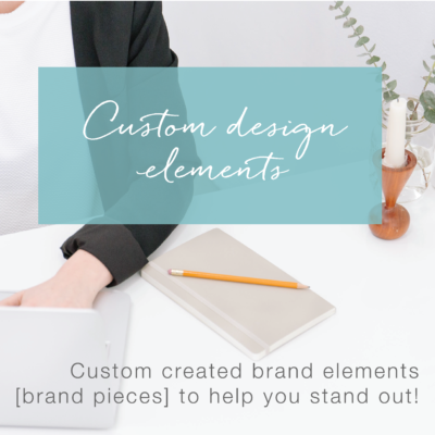 Custom Design Brand Elements (Extra Picnic Treats)