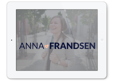 Anna Frandsen | Business Mentor + Coach