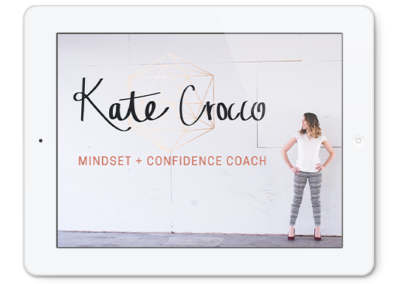 Kate Crocco | Mindset + Confidence Coach