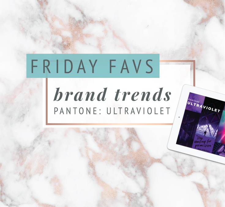 """FRIDAY FAVS 