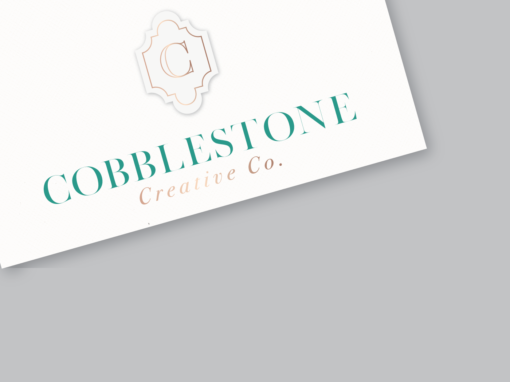 Kate Boyd | Cobblestone Creative Co