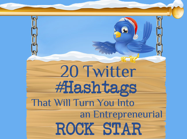 Are you a twitter hashtag Rockstar {Infographic}