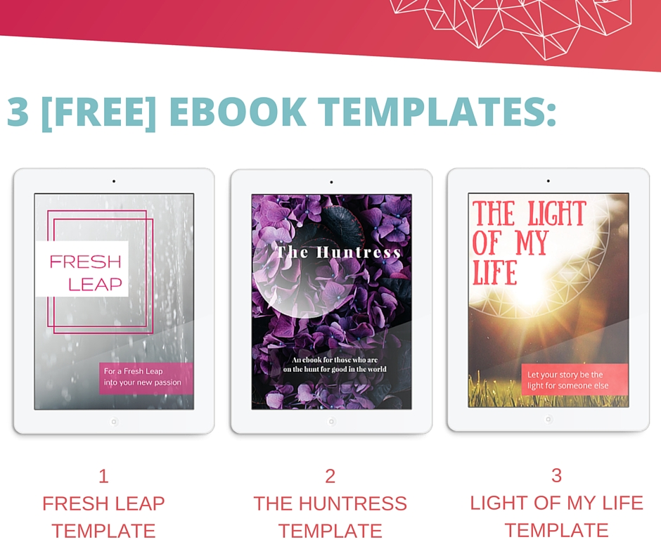 March Ebook Template [FREE download] - FreshSage
