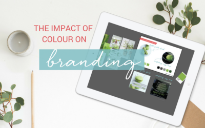The impact of colour on Branding