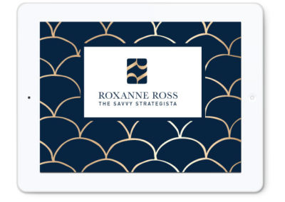 Rozanne Ross | The Savvy Strategist