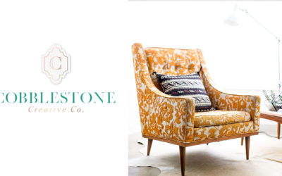 Freshly Baked | Cornerstone Creative Co. | Kate Boyd's Rebrand project