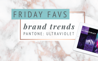 "FRIDAY FAVS | Pantones ""Ultra Violet"" 