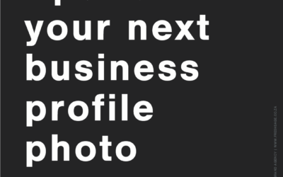 tips for your next business profile photo