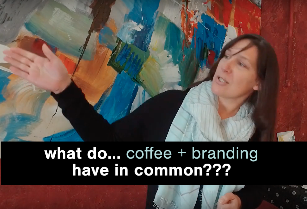 Vocal Yokel Session: What do Coffee + Branding have in common?