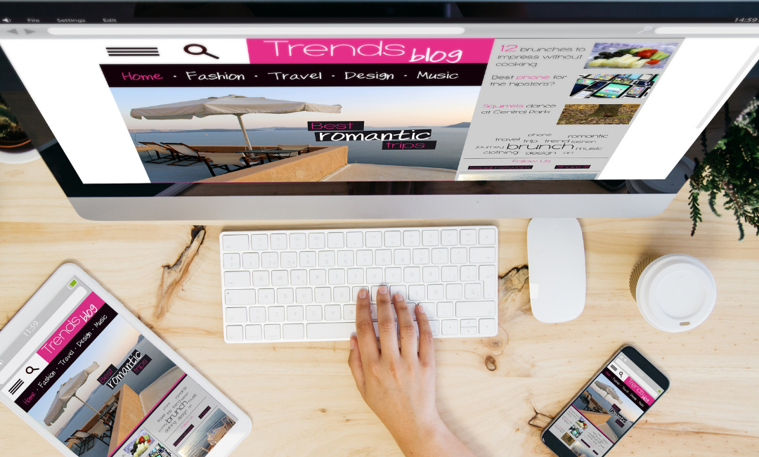 What kind of website suits your business best?